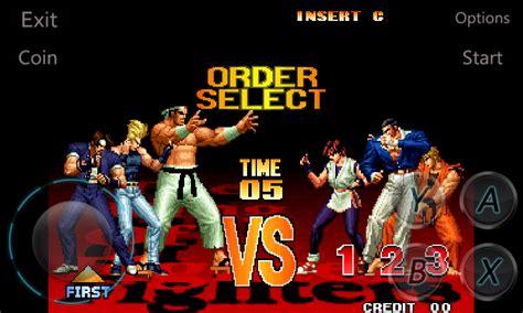 kof 12 apk arcade3 k o f 97 1mobile