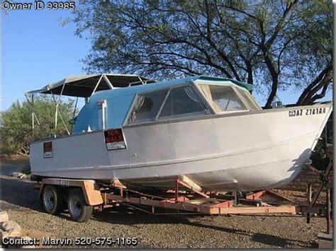 custom cabin cruiser  boats  sale  owners boatsfsbo