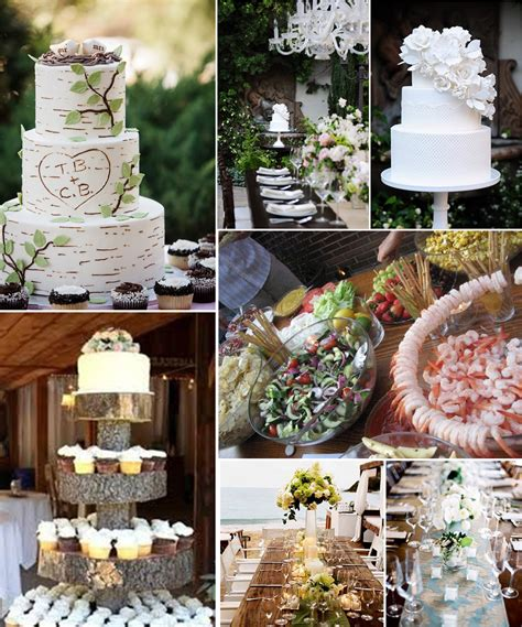Backyard Wedding Cake Ideas by How To Play A Backyard Themed Wedding Lianggeyuan123