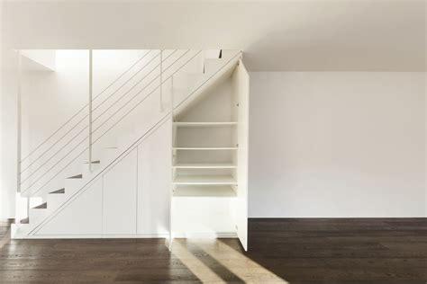 comment am 233 nager un placard sous un escalier