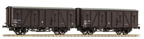 Ls Models Set Of 2 Box Cars Type K Eurotrainhobby