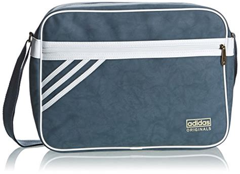 Tas Adidas Classic Black Blue adidas tasche airliner suede onix white vapour s11