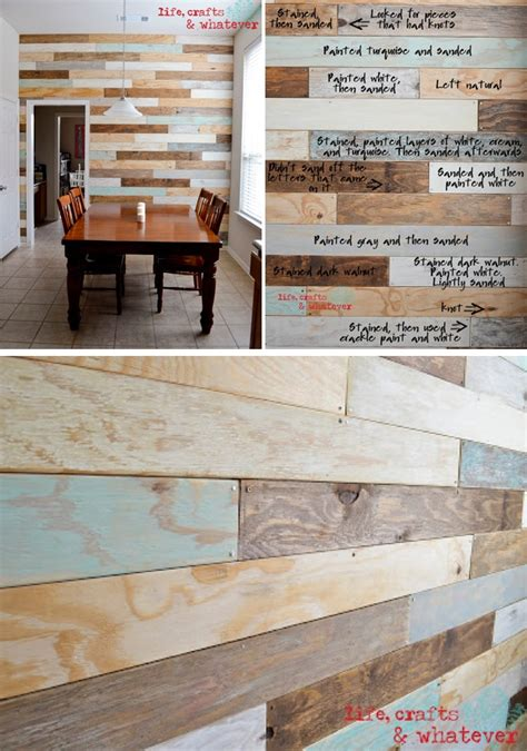 Rustic Dining Room Ideas 15 Beautiful Wood Accent Wall Ideas To Upgrade Your Space