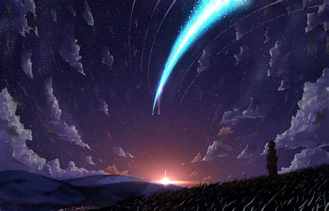 wallpaper full hd all makoto shinkai kimi no na wa wallpaper full hd free download