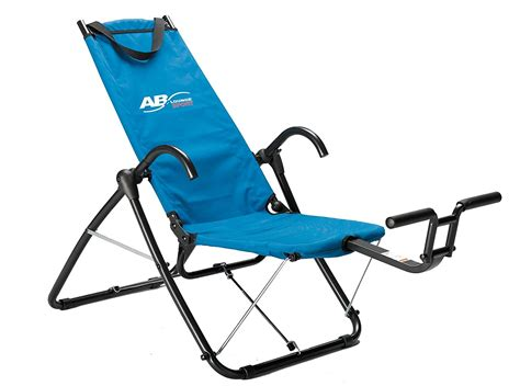 Abs Chair by New Ab Lounge Sport Abdominal Fitness Exerciser Chair