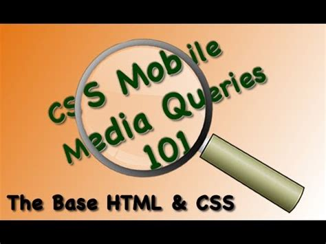 mobile media css web movil css3 media queries jquery mobile phonegap doovi