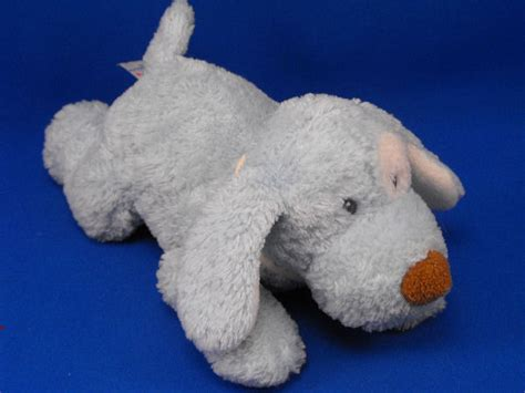 gund puppy baby gund blue white my puppy white collar