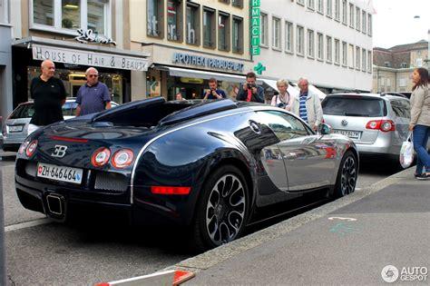 Bugatti Sang Bleu by Bugatti Veyron 16 4 Grand Sport Sang Bleu 12 Juli 2014