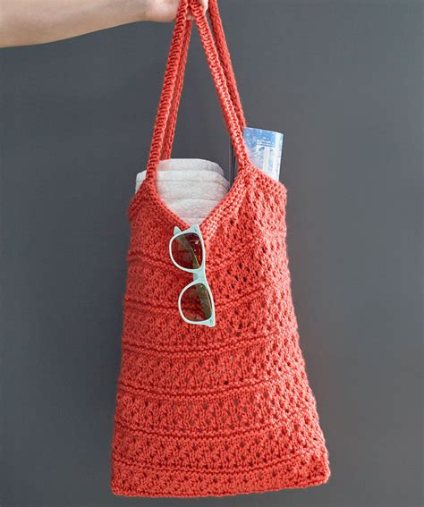 crochet grocery bag pattern by haley waxberg free patterns archives red heart blog