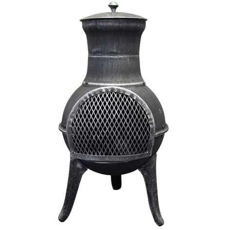 Chiminea Drawing by Steel Chimineas Sale Fast Delivery Greenfingers