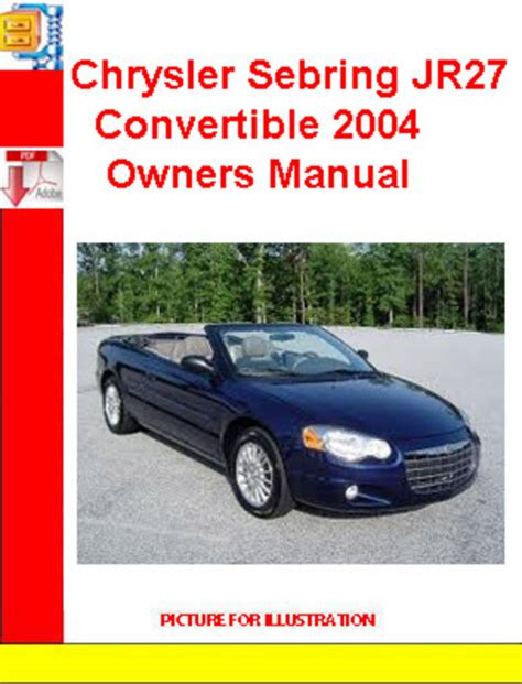 auto repair manual free download 2000 dodge stratus interior lighting service manual 2004 chrysler sebring service manual download 2004 stratus sebring sedan and