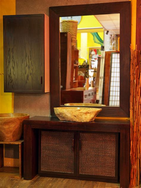arredo bagno stile etnico arredo bagno etnico mobili bagno componibili in
