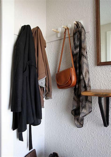 coat hook ideas 15 diy coat rack ideas that are easy and fun