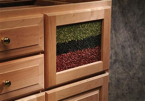 See Through Drawers by Bread Box Or Visible Front Drawer Box Custom Dovetail