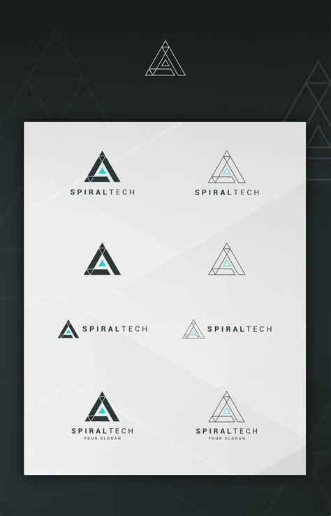 geometric pattern logos geometric logo designs 30 by vladfedotovv