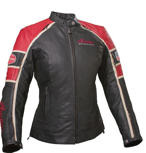 motorcycle apparel ladies retro jacket indian motorcycle indian motorcycle