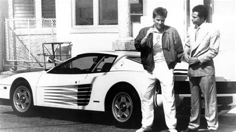 Miami Vice Auto by Miami Vice Ferarri Reporter
