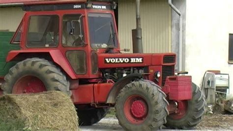 volvo tractor harvest 2012 volvo bm 2654 tractor with trailer