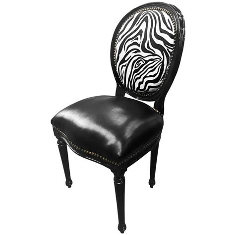 chaise zebre chaise zebre gallery of chaise de bureau with chaise