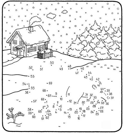 dibujos de navidad para colorear y unir puntos dibujo de unir puntos de un oso dibujo para colorear e