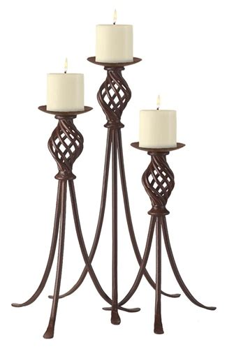 Candle Stands by Iron Candle Stands
