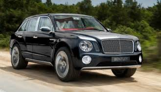Bentley Suv Bentley S In Hybrid Suv Is Called Bentayga