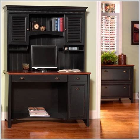 wood corner desk with hutch wood desk and hutch desk home design ideas