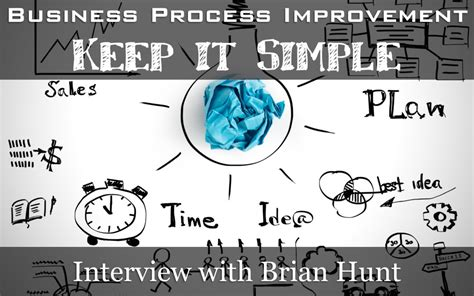 Mba Building Home Improvement Show by Mba029 Business Process Improvement Keep It Simple