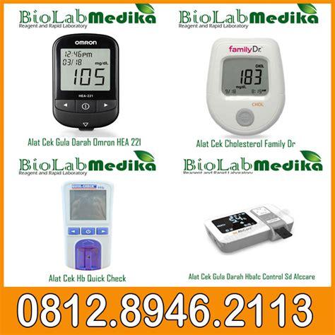 Jual Alat Tes Gula Darah Murah jual alat tes darah multicheck murah biolab medika