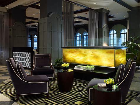 Art Deco Kitchen Cabinets elegant art deco design of the allerton hotel chicago