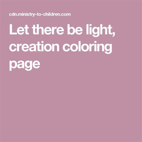 best 25 creation coloring pages ideas on pinterest