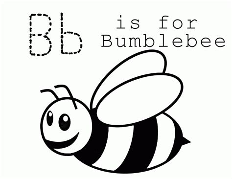 bumble bee template printable bumble bee template printable coloring home