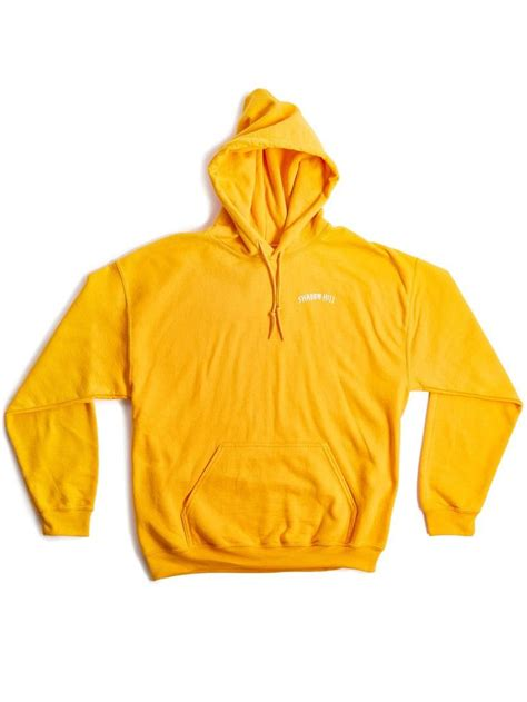 Hoodie Sweater Yellow Claw Logo Cloth 14939 best images about clothes style fashion