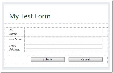 design form submit infopath using views to add a confirmation screen on form
