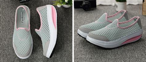 Sepatu Adidas Slip On Wanita Sepatu Slip On Platform Wanita Size 36 Gray