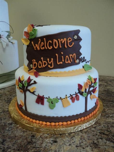 Fall Baby Shower Cake Ideas by This Actually Would Go With Fall Theme Baby Baby