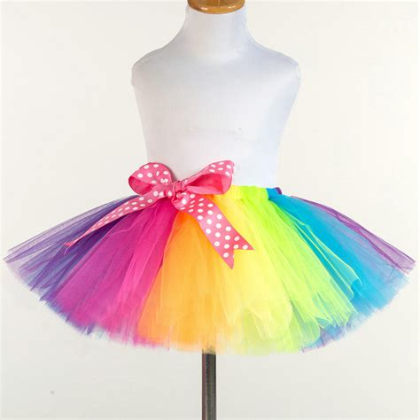 Tutu Handmade - aliexpress buy 2017 new princess rainbow tutu