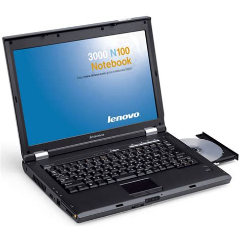 Laptop Lenovo N100 notebook lenovo ideapad 3000 n100 drivers for