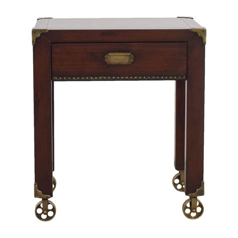 this end up desk for sale 86 off grange grange british colonial single drawer end