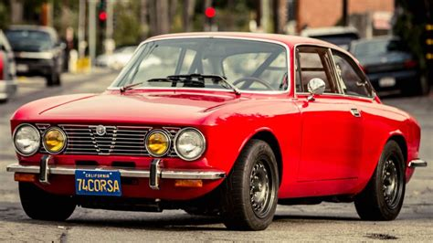 Alfa Romeo 1974 by Petrolicious 1974 Alfa Romeo Gtv 2000 One Take