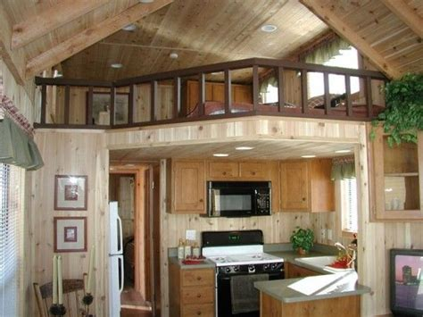 houses with lofts tiny cabins cabin interiors and cabin on pinterest