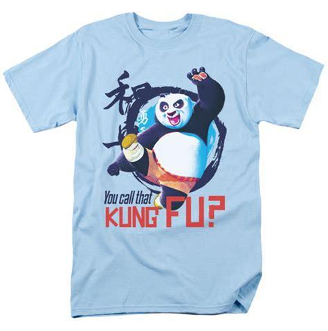 T Shirt Kungfu Panda 3 kung fu panda t shirt kung fu mens light blue