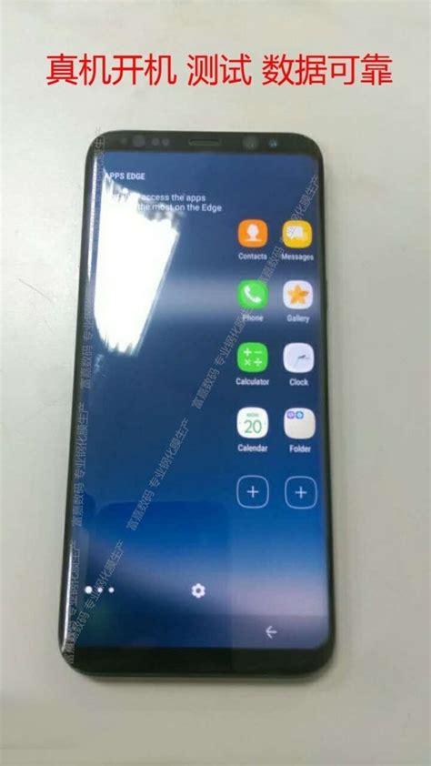 Samsung S8 Gsmarena Live Images Of Samsung Galaxy S8 Leak Gsmarena News