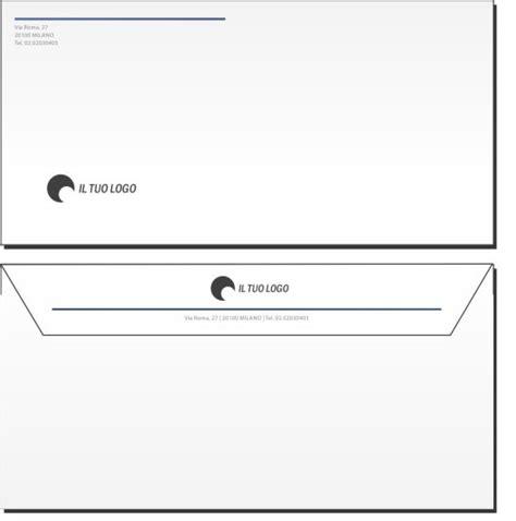 busta da lettere dimensioni buste da lettera 11x22 senza finestra modello 3