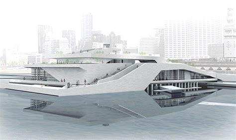 design concept for ferry terminal bay verandah ferry terminal on behance