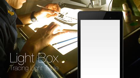 light box tracing table light box tracing light table android apps on play