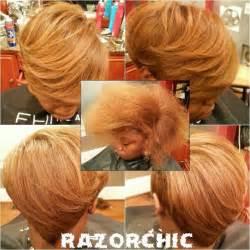 razor chic hairstyles razor chic of atl hair styles pinterest
