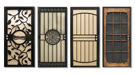 why you need security screen doors tashman home center