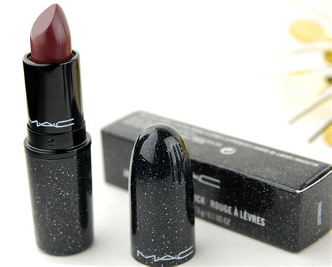 mac cosmetics lipstick mac cosmetics heirloom mix lipsticks no faux pas salon