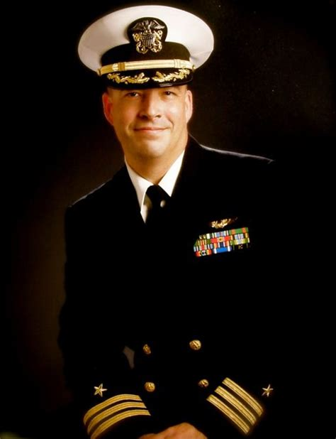 Navy Officer by Executive Officer S Biography Mit Navy Rotc